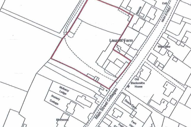 Thumbnail Land for sale in Abbey Mews, Main Street, Mattersey, Doncaster