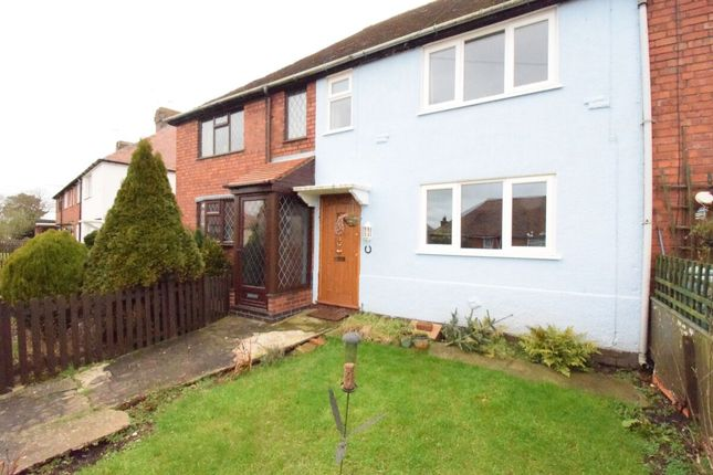 3 bed terraced house for sale in Hollick Crescent, Gun Hill, Coventry CV7