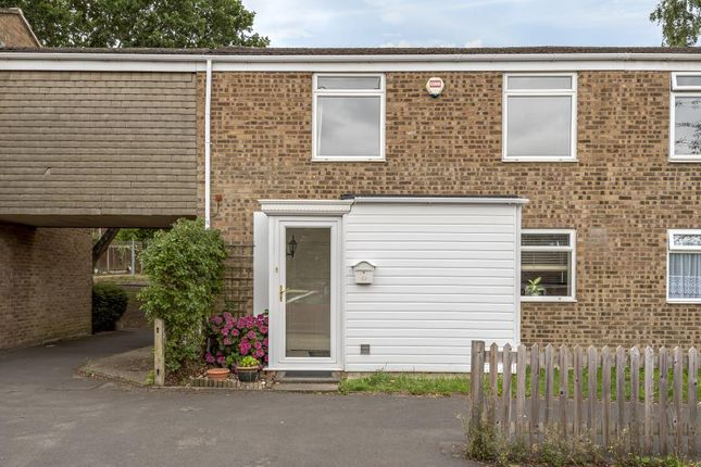 Thumbnail Terraced house to rent in Ringwood, Bracknell