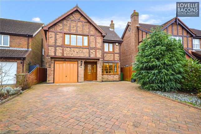 Thumbnail Detached house for sale in Cheltenham Way, Cleethorpes