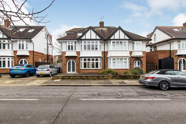 3 bed semi-detached house for sale in Delamere Road, London W5