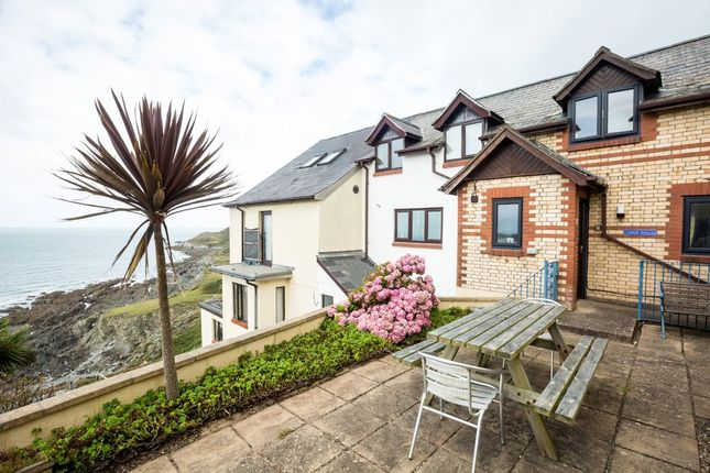 Thumbnail End terrace house for sale in Mortehoe, Woolacombe