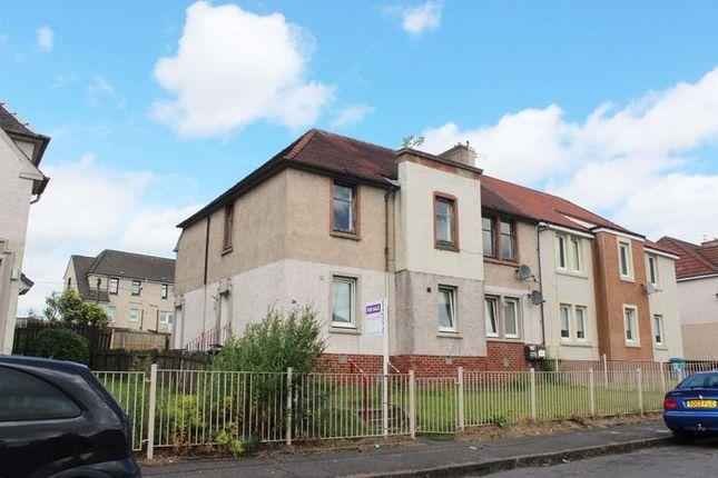 Thumbnail Flat for sale in Raith Drive, Bellshill