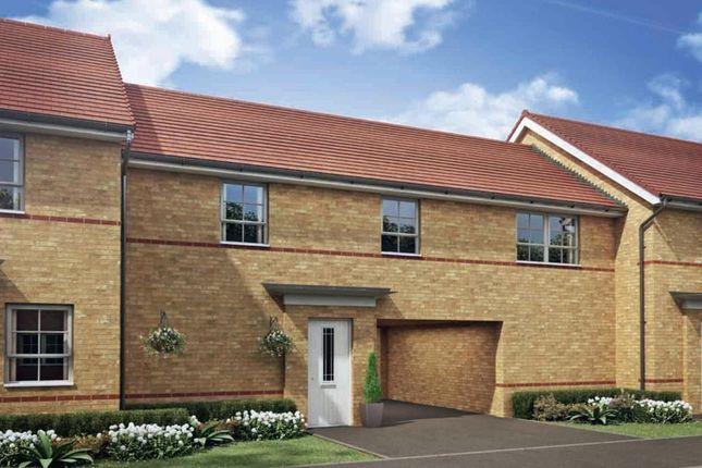 "2 bedroom terraced house for sale in ""Alverton"" at Queen Elizabeth Road, Nuneaton"