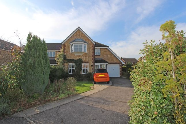 Thumbnail Detached house for sale in Victoria Close, Willand Old Village