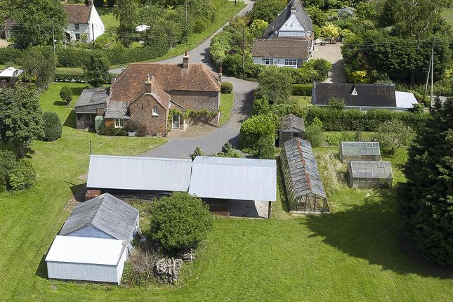 Thumbnail Equestrian property for sale in Westmarsh, Canterbury