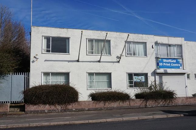 Thumbnail Office for sale in 69 Carwood Road, Sheffield, South Yorkshire