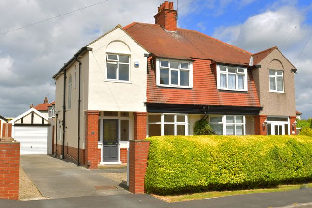 Thumbnail Semi-detached house to rent in Malden Road, Harrogate, North Yorkshire