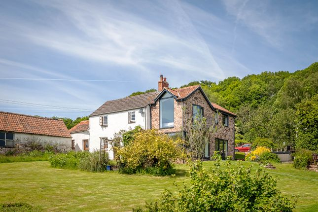 Thumbnail Detached house to rent in Woodside, Woolaston, Lydney