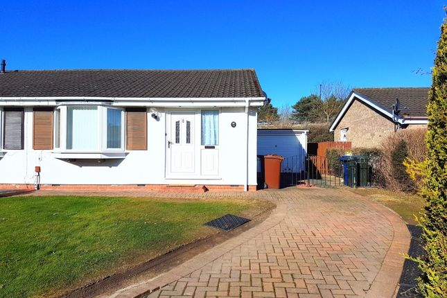 Thumbnail Bungalow to rent in Nile Close, Newcastle Upon Tyne