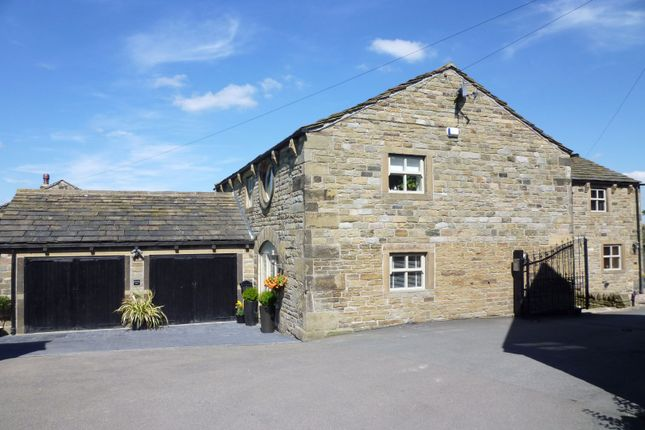 Thumbnail Barn conversion to rent in Carr Lane, Shepley, Huddersfield