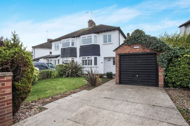 Thumbnail Semi-detached house for sale in Bramble Road, Hatfield