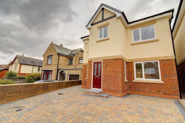Thumbnail Detached house for sale in Westacres Crescent, Newcastle Upon Tyne