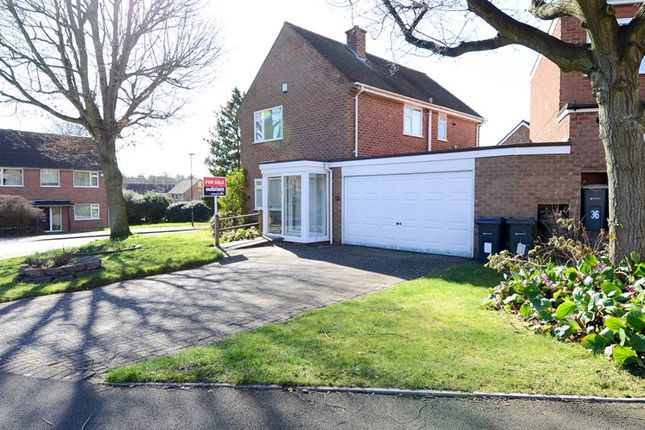 Thumbnail Detached house for sale in Corvedale Road, Selly Oak, Bournville Village Trust