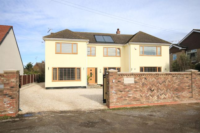 Thumbnail Detached house for sale in Doncaster Road, Branton, Doncaster