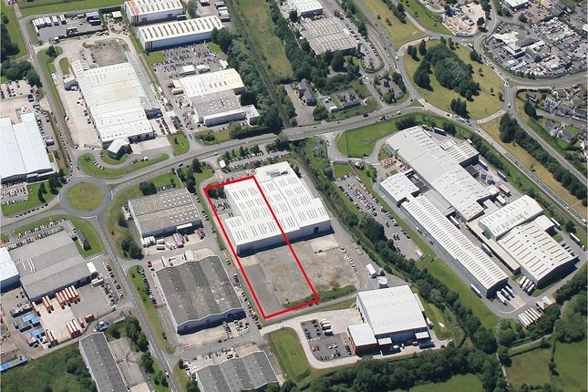 Thumbnail Industrial to let in Waterton Industrial Estate, Bridgend