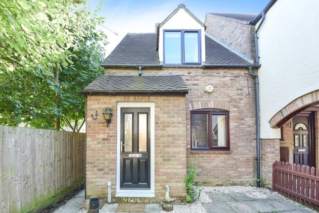 Thumbnail Semi-detached house to rent in Deer Park, Witney