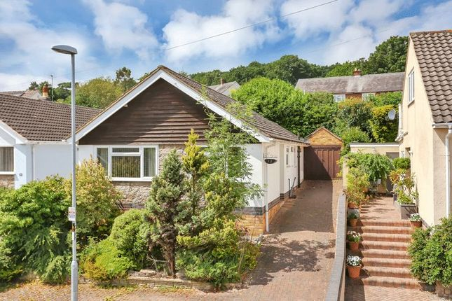 Thumbnail Detached bungalow for sale in Windmill Rise, Woodhouse Eaves, Loughborough