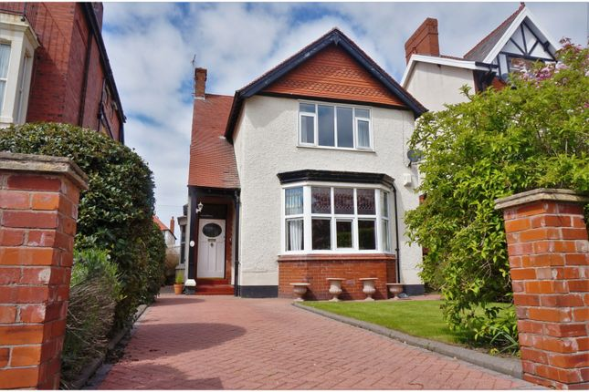Thumbnail Detached house for sale in Victoria Road, Lytham St. Annes