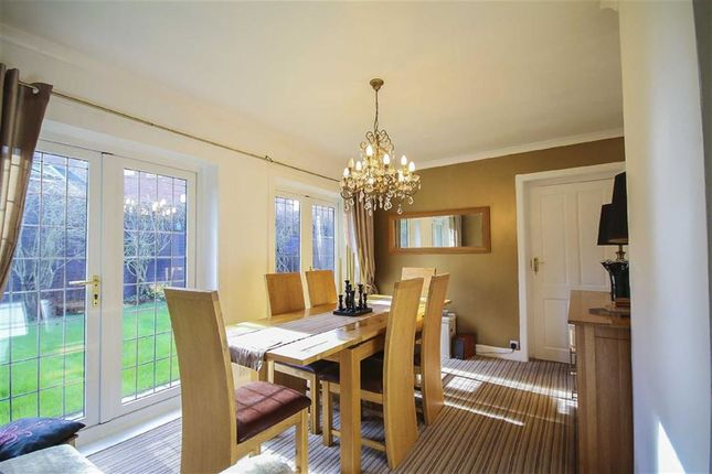 Thumbnail Detached bungalow for sale in Woodfold Close, Mellor Brook, Lancashire