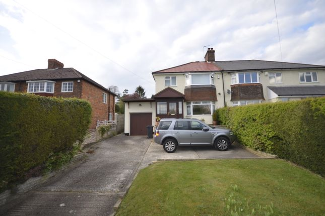 Thumbnail Semi-detached house to rent in Chequers Hill, Amersham