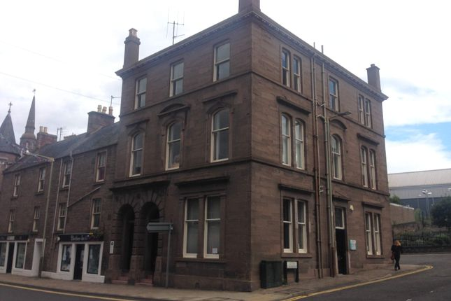 Thumbnail Office to let in 2nd Floor Office, 7 West High Street, Forfar