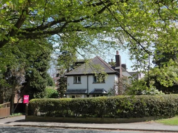 Thumbnail Detached house for sale in Macclesfield Road, Prestbury, Macclesfield, Cheshire