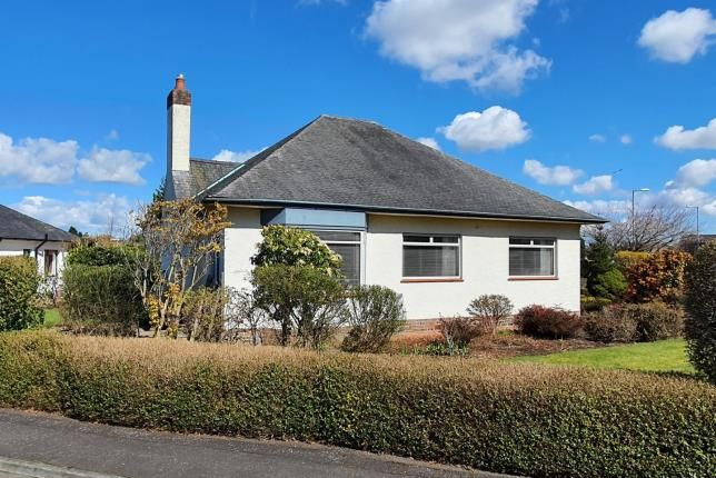 Thumbnail Bungalow for sale in Holmes Road, Kilmarnock, East Ayrshire