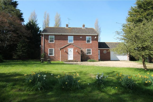 Thumbnail Detached house for sale in Penn Hill, Bedchester, Shaftesbury