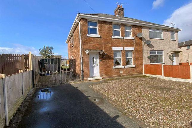 3 bed semi-detached house for sale in Queens Avenue, Connahs Quay, Flintshire CH5