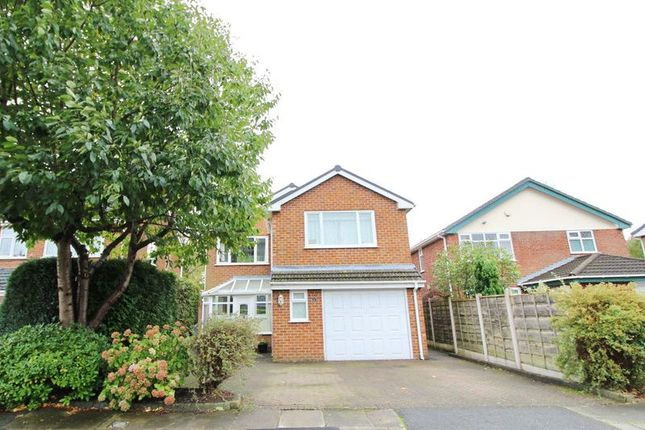 4 bed detached house for sale in Fairmount Road, Swinton, Manchester
