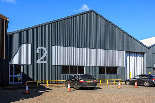 Thumbnail Industrial to let in Colwell Drive, Abingdon