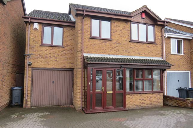 Thumbnail Property to rent in North Park Road, Erdington, Birmingham