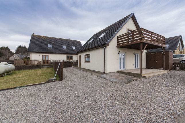 Thumbnail Detached house for sale in Croy, Inverness, Highland