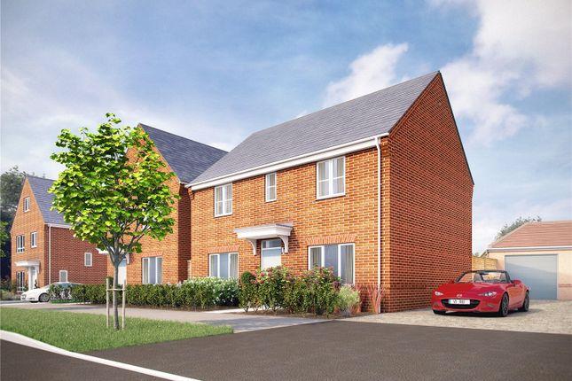 Thumbnail Detached house for sale in Parwood, Pembers Hill Park, Mortimers Lane, Fair Oak