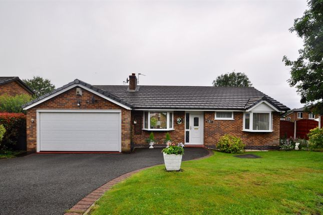 Thumbnail Detached bungalow for sale in Fawns Keep, Stalybridge