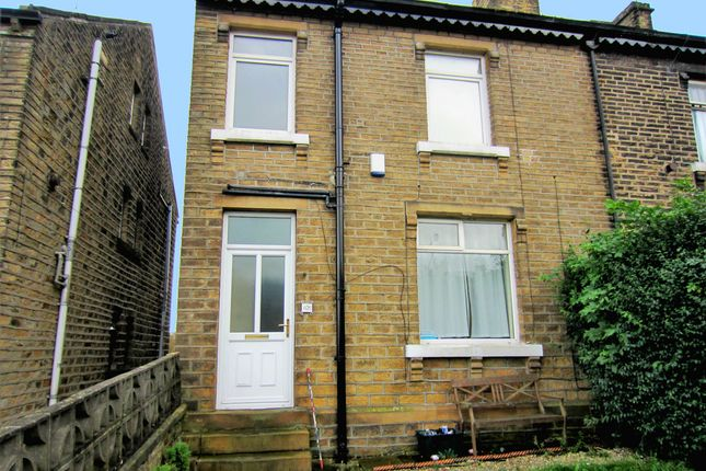 Thumbnail Terraced house to rent in Longwood Road, Huddersfield