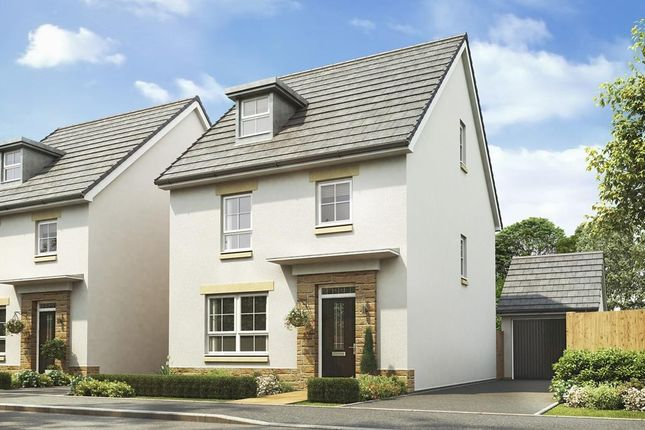 "Thumbnail Detached house for sale in ""Campsie"" at Barochan Road, Houston, Johnstone"