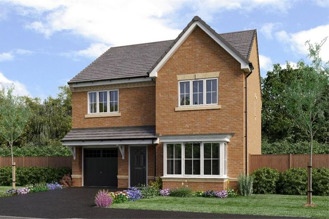 "Thumbnail Detached house for sale in ""The Tressell"" at Weldon Road, Cramlington"
