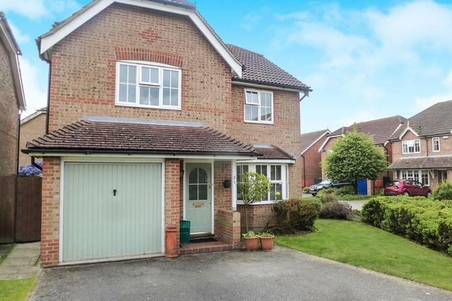 Thumbnail Detached house for sale in Atkinson Walk, Kennington, Ashford