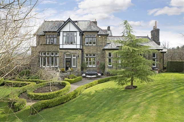 Thumbnail Detached house for sale in Iddesleigh, Queens Road, Ilkley, West Yorkshire