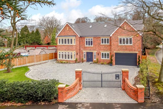 Thumbnail Property for sale in Alderbrook Road, Solihull