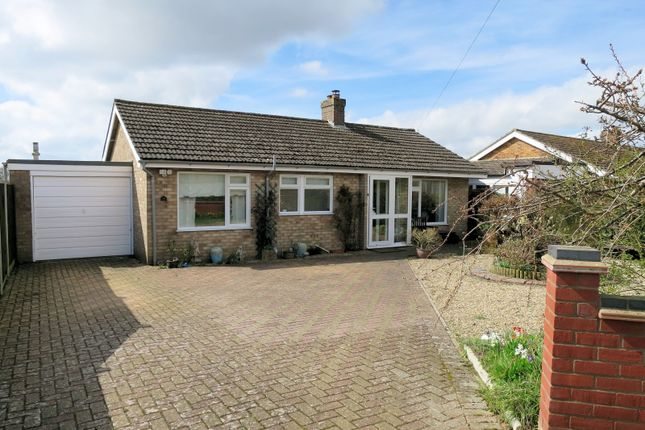 Thumbnail Detached bungalow for sale in Stanley Close, Cantley, Norwich