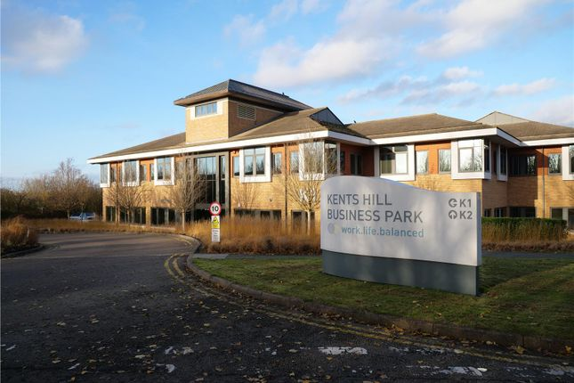 Thumbnail Office to let in Kents Hill Business Park, Timbold Drive, Kents Hill Park, Milton Keynes, South East