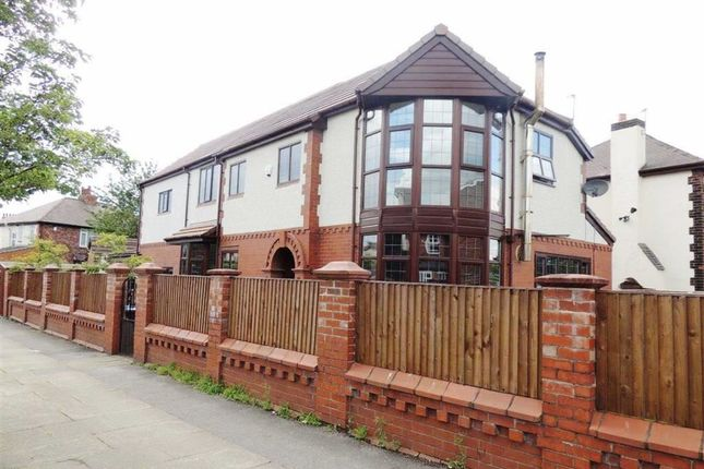 Thumbnail Detached house for sale in North Drive, Audenshaw, Manchester
