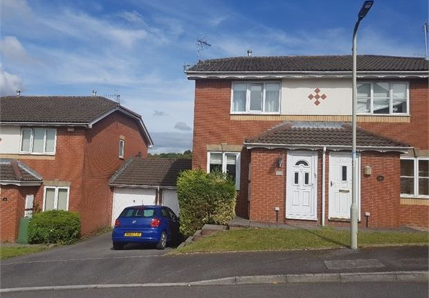 Thumbnail Detached house for sale in Parc Derwen, Llanharan, Pontyclun.