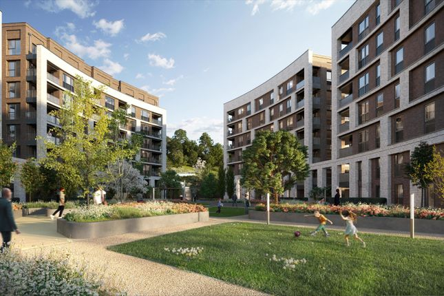 Thumbnail Flat for sale in Apt 39, Acer Collection, Arden SE10, London