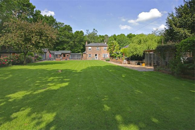 Thumbnail Detached house for sale in Station Road, Bricket Wood, St.Albans