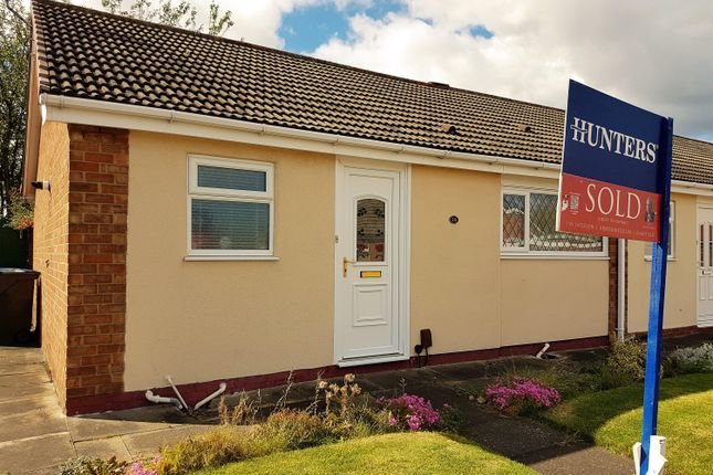 1 bed bungalow for sale in Baysdale Walk, Acklam Hall, Middlesbrough