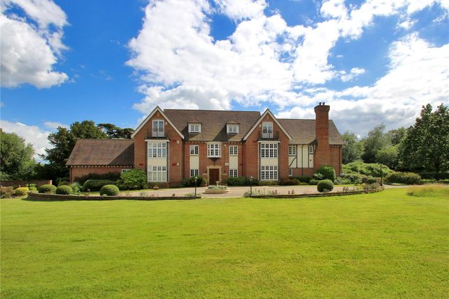 Flat for sale in Hall House, Moor Hill, Hawkhurst, Kent